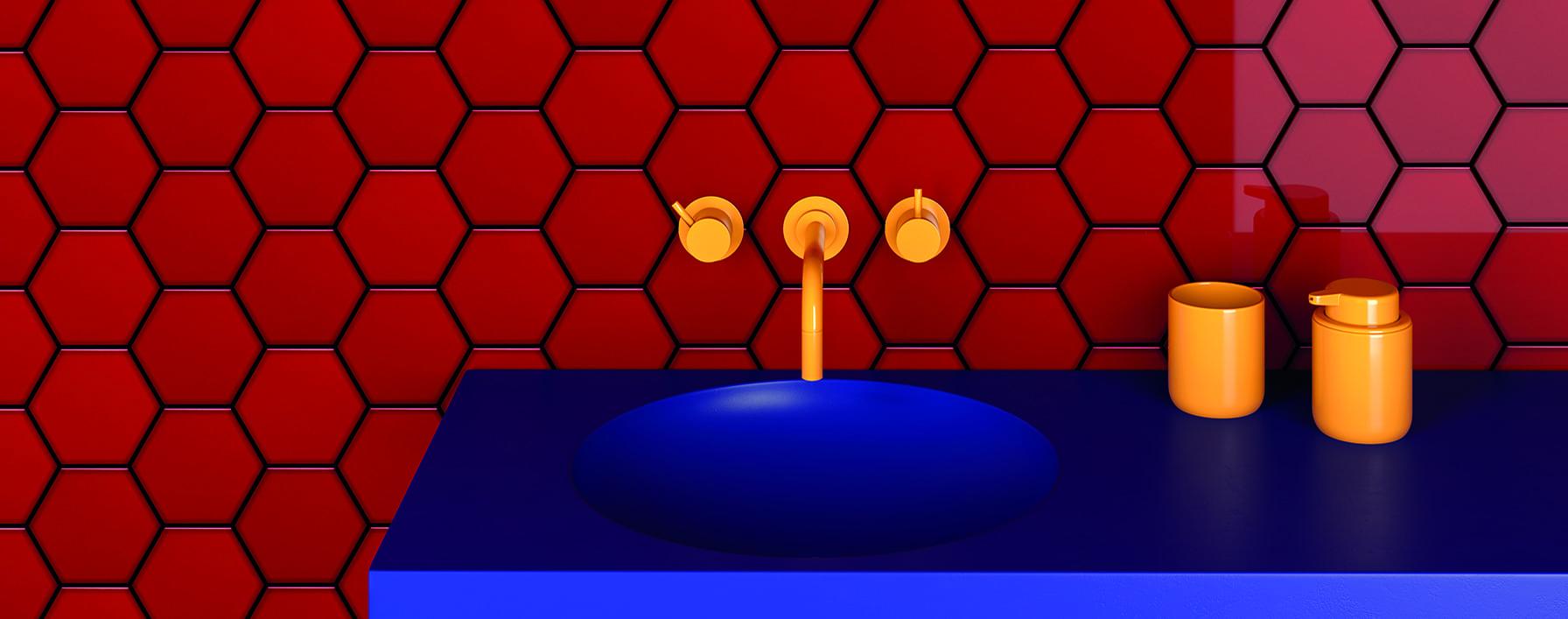 Azulejo hexágono